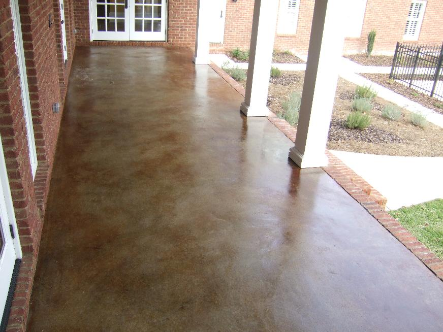 Image Result For New Look Concrete Stain